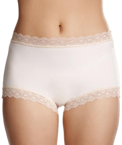 Jockey Women Parisienne Vintage Modal Full Brief - Crisp