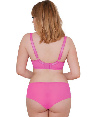 Curvy Kate Florence Short - Shocking Pink Knickers