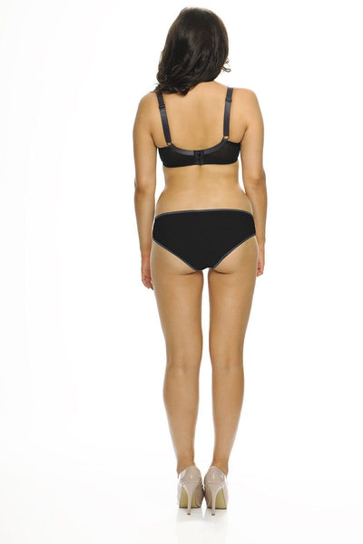 Curvy Kate Daily Boost Contour Balcony Bra - Black