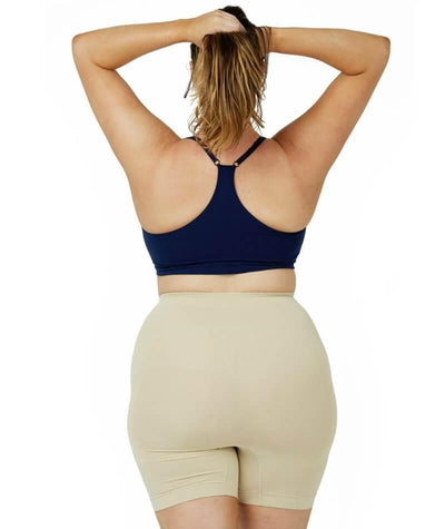 Sonsee Anti Chaffing Shapewear Short Shorts - Nude - Model - Back