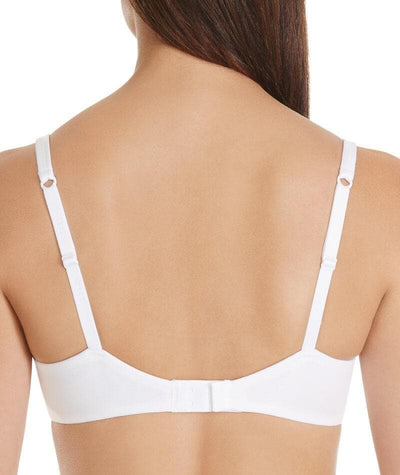"Berlei Barely There Cotton Rich Bra ""Back"""