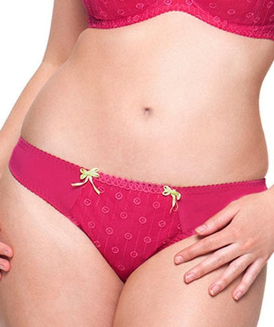 Curvy Kate Dreamcatcher G-String - Rose Knickers 16