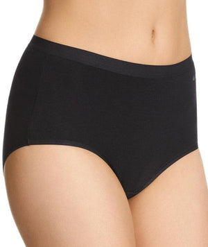 Jockey Everyday Bamboo Full Brief - Black Knickers 10