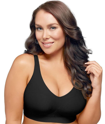 Playtex Play Comfort Revolution Wire-Free Bra - Black Bras S