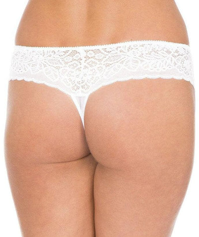 Triumph Amourette Spotlight Hipster-String - White - Back