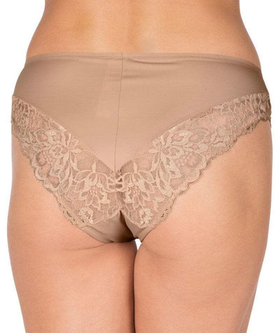 Triumph Amourette Charm Tai Brief - Neutral Beige Knickers
