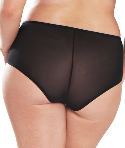Curvy Kate Jinx Short - Black/Almond Knickers