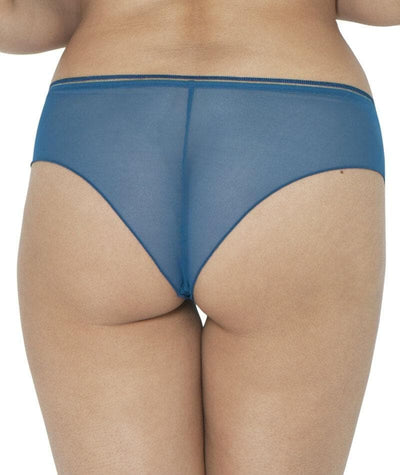 Curvy Kate Lifestyle Short - Petrol - Back