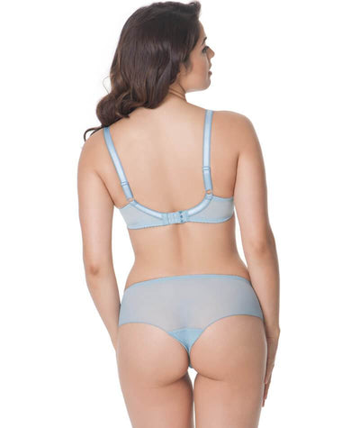 Curvy Kate Florence Short - Powder Blue - Back