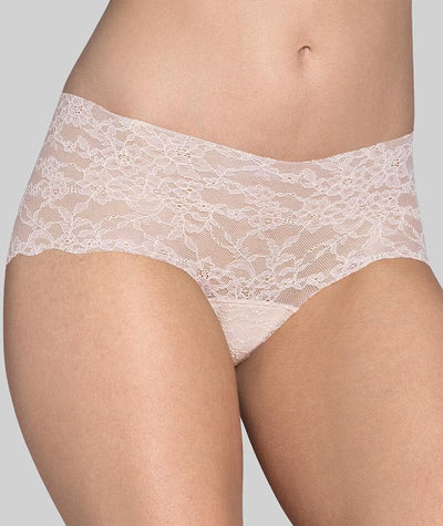 Triumph Sloggi Light Lace 2.0 Short - New Beige Knickers 8