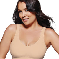 Playtex Play Comfort Revolution Wire-Free Bra - Light Beige