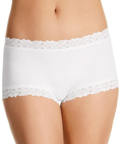 Jockey Parisienne Classic Full Brief - White Knickers 10
