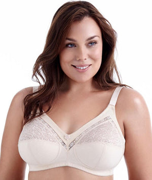 Playtex Fits Beautifully Wire Free Bra - Beige