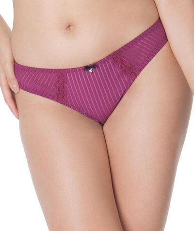 Curvy Kate Ritzy G-String- Berry
