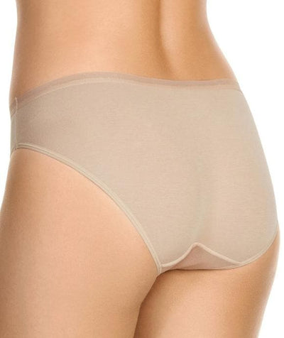 Berlei Nothing Naturals Hipster - Soft Powder Knickers