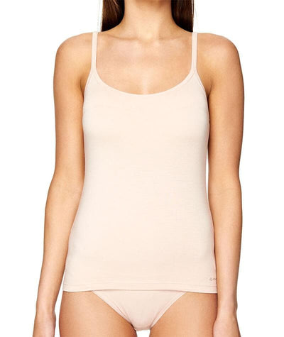 "Jockey Everyday Bamboo Camisole - Dusk ""Front"""