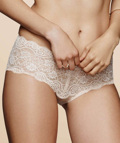 Triumph Amourette Maxi Brief - Skin Knickers