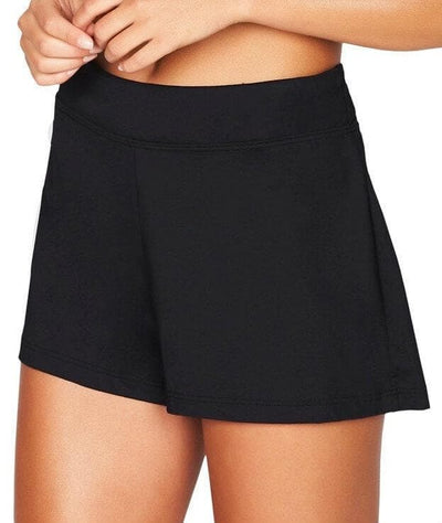 Sea Level Essentials Swim Shorts - Black Swim