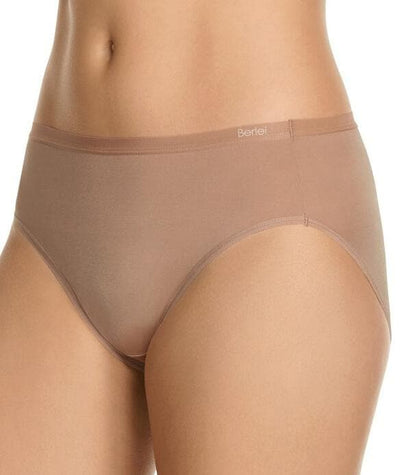 Berlei Nothing Micro Hi Cut Brief - Naked