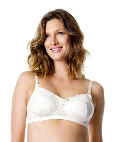 Hotmilk First Light Nursing & Maternity Bra-Ivory