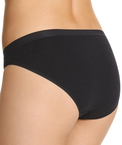 Jockey Everyday Bamboo Bikini - Black Knickers