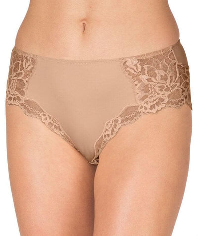 Triumph Amourette Charm Maxi Brief - Neutral Beige Knickers 10
