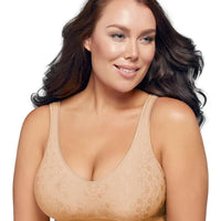 Playtex Comfort Revolution Dot Wire Free Bra - Nude