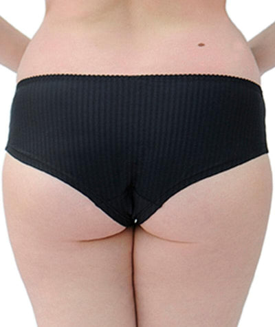 Curvy Kate Luxe Short - Black Knickers