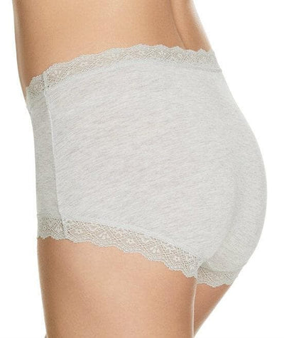 Jockey Parisienne Vintage Modal Full Brief - Overcast Marle Knickers