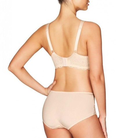 Fayreform Lace Perfect Contour Spacer Bra - Pink Champagne Bras