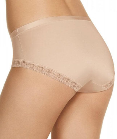Berlei Barely There Luxe Boyleg - Soft Powder - Back