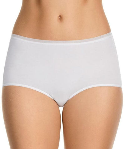 Berlei Nothing Naturals Full Brief - White