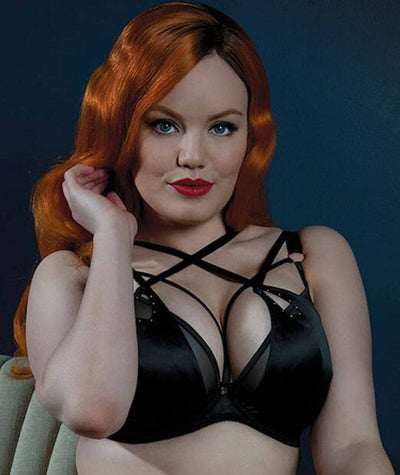 Scantilly Voodoo Bra - Black Bras