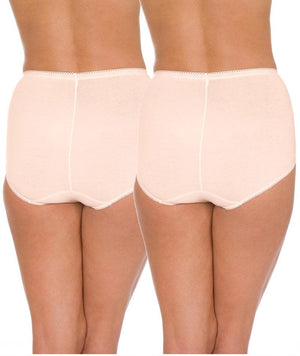 Triumph Sloggi Maxi Brief 2 Pack - Fresh Powder Knickers 12