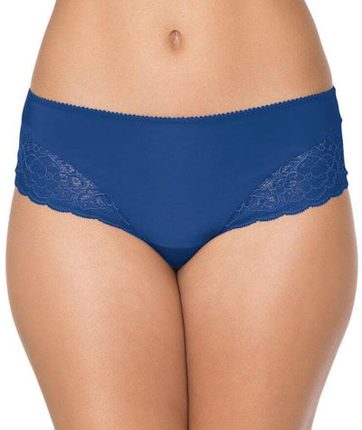 Triumph Amourette Spotlight Hipster X Brief - Blue Sapphire Knickers 10