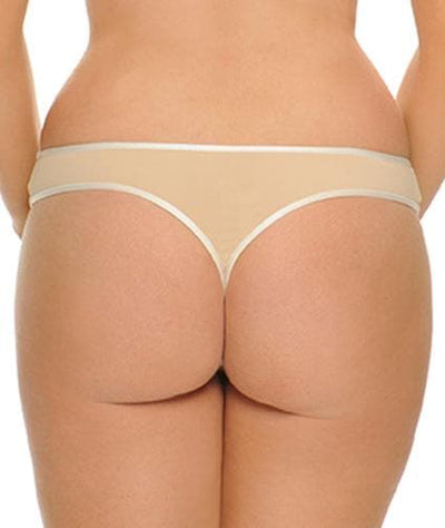 Curvy Kate Daily Boost G-String - Nude