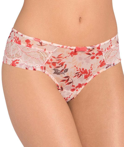 Triumph Mon Amour Fou Spotlight Hipster Brief- Orange Light Combo Knickers 10