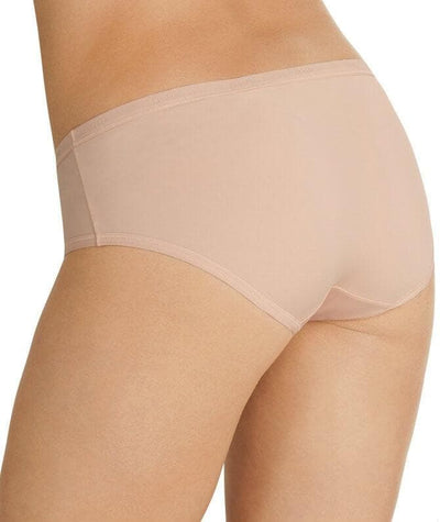 Berlei Basic Micro Midi Brief - Blush - Back