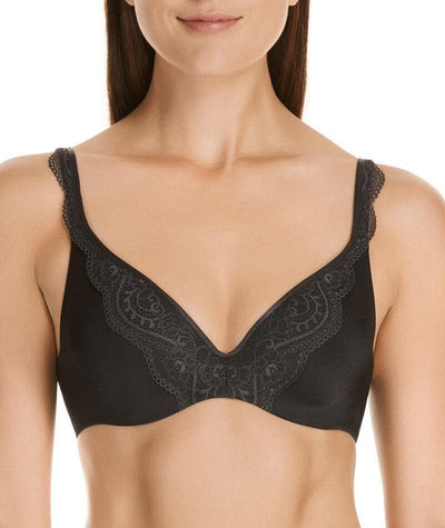 Berlei Barely There Delux Contour Bra - Black Bras 10A