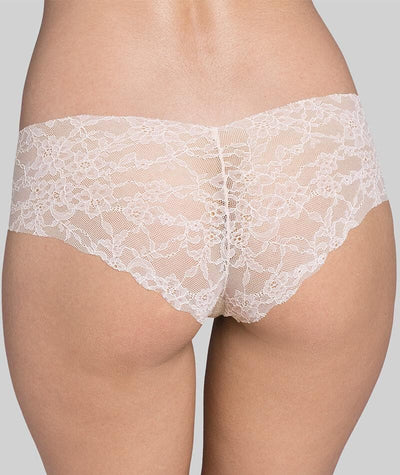 "Triumph Sloggi Light Lace 2.0 Hipster- New Beige ""Back"""