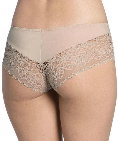 Triumph Amourette Spotlight Hipster X Brief - Smooth Skin - Back