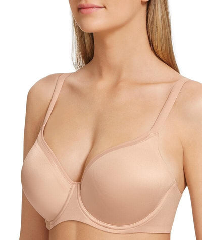 Berlei The Sensation Full Busted Contour Bra - Skin - Side