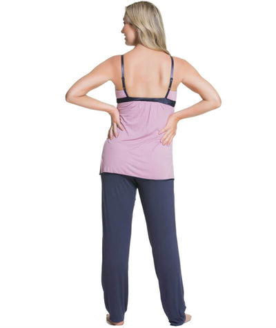 Cake Maternity Gateau Soft Modal Maternity & Nursing Camisole - Rose Maternity