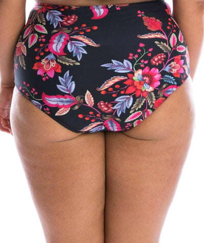 Capriosca High Waisted Pant - Wild Berries Swim