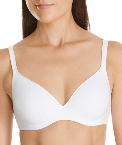 "Berlei Barely There Cotton Rich Bra ""Front"""