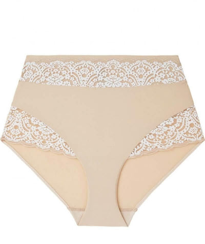 Fayreform The Sculptress Full Brief - Latte/Ivory