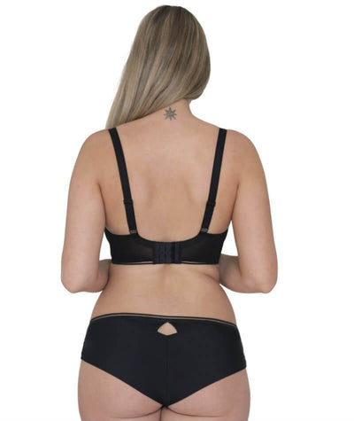 Curvy Kate Top Spot Short - Black