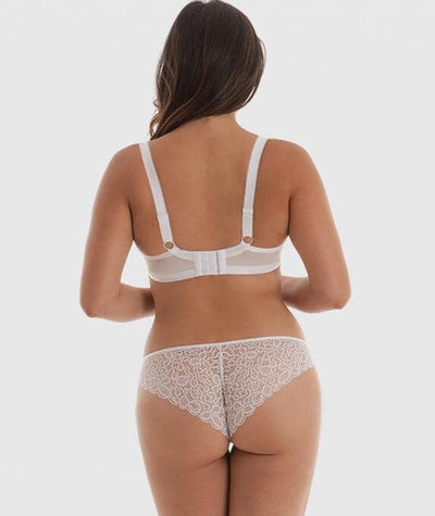 Curvy Kate Ellace Brazilian - White