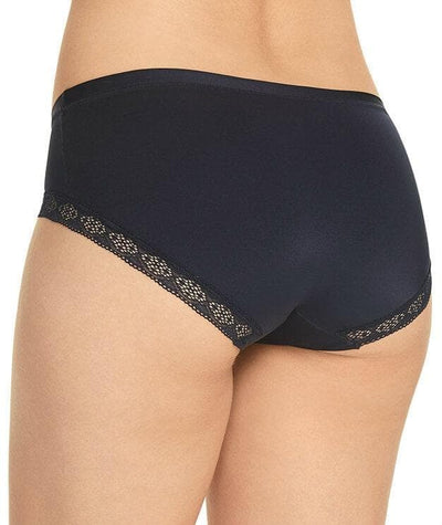 Berlei Barely There Luxe Boyleg - Navy - Back
