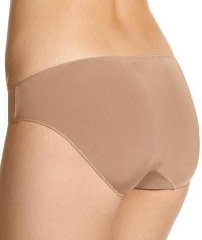 "Jockey No Panty Line Promise Tactel Bikini - Flesh ""Back"""